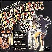 Non-Stop Rock 'n' Roll Party, Various Artists, Audio CD, Good, FREE & FAST Deliv