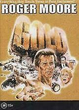 Gold DVD 1973 Action Movie. Roger Moore John Giellgud Susannah York 120min M