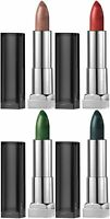 Maybelline Color sensational Metallic Lipstick, Choose Your Color.