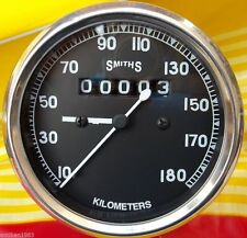 Smiths  Replica 180 KPH Speedometer fits Royal Enfield
