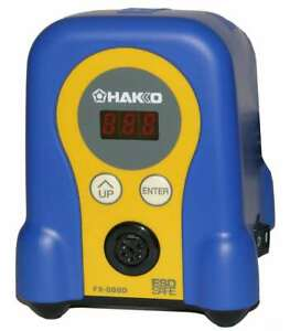 Hakko FX888D Digital Soldering Station (Station Only)