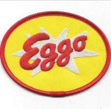 Stranger Things Netflix TV Series Eggo Waffles Logo Embroidered Patch, NEW UK