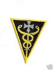PATCH RICAMO TOPPA MILITARE 3th MEDICAL DIVISION