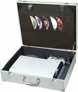 Competition Pro XBox 360 Metal Storage Case Sturdy Protect Xmas Gifts Presents