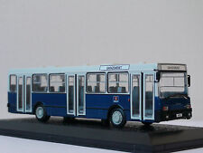 Ikarus 415 1:72 Atlas Edition model of a Hungarian bus 1987