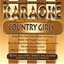 Karaoke - Country Girls - New factory Sealed CD