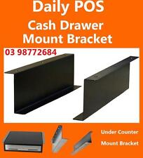 Brand New Cash drawer Box Till Under Counter Table Bracket for POS Point of Sale