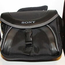 Used Sony Genuine LCS-X20  Camera Backpack Case Made in Japan S116013