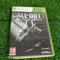 Call of Duty Black Ops II 2 Xbox 360 Game - Microsoft