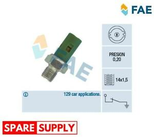 OIL PRESSURE SWITCH FOR NISSAN OPEL RENAULT FAE 12630