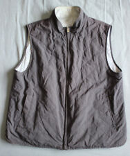 Faconnable Men's Navy Reversible Gilet Jackete Size XL Used Condition