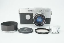 Olympus Pen FT Half Frame Film Camera with F.Zuiko Auto-S 38mm F/1.8 from Japan