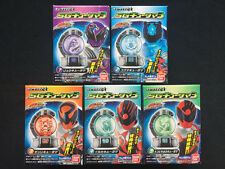Bandai Power Rangers Uchu Sentai Kyuranger SG Kyutama 3 Candy Toy Set of 5 Japan