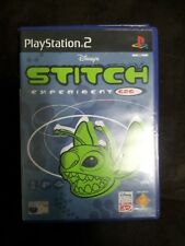 stitch experiment 626  PS2 AUS PlayStation 2 Game with Manual PAL