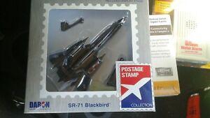 All Metal SR- 72 BLACKBIRD  Display Model - New Daron