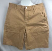 Disney Parks Mens Chinos Shorts Mickey Mouse 1928 Flat Front New