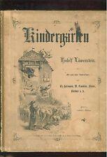 Löwenstein, Rudolf. Kindergarten. 1886-1900