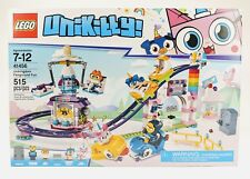 LEGO UNIKITTY Unikingdom Fairground Fun Building Set 41456, 515 pcs, ages 7-12