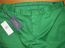 """mens ralph lauren polo """"preppy pant"""" golf style chinos trousers W34 L32"""