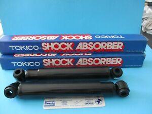 Pair Rear Shock Absorbers Oil For Toyota Land Cruiser BJ42 FJ 4 T3AP304