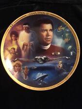 "Star Trek ""Sulu"" Collector'S Plate"