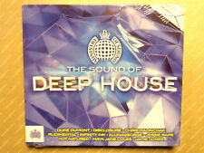 THE SOUND OF HOUSE -  2 CD 2013 DIGIPACK  NUOVO E SIGILLATO