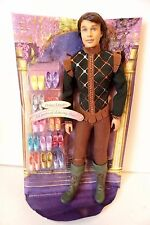 12 Dancing Princesses PRINCE DEREK Barbie Doll with 12 Pairs of Shoes