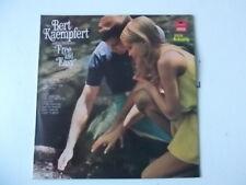 LP-BERT KAEMPFERT -'Free and easy'' LP