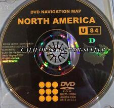 2009 2010 2011 Toyota Corolla Matrix RAV4 GENx5 Navigation DVD Map U84 Update