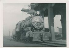 H829 RP 1950s? CPR RAILROAD TRAIN ENGINE #3422 TORONTO ON
