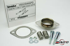 """INVIDIA 3"""" Down Pipe Downpipe to OEM Exhaust Adapter for WRX STi Legacy Forester"""