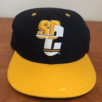San Diego Chargers Hat Baseball Cap Fitted 7 Vintage 90s NFL Football New Era