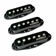 Set of Wilkinson HOT Single Coil Pickups for Stratocaster Electric Guitars