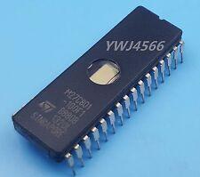 10Pcs ST M27C801 UV EPROM 27C801-100F1 8M DIP-32