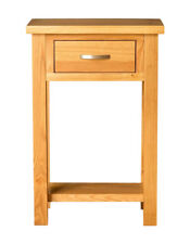 london oak large pedestal home. roseland furniture london oak light lacquered telephone table large pedestal home
