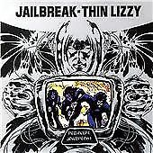 Thin Lizzy - Jailbreak (1998) cd freepost in good condition