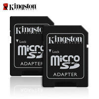 【 2 For The Price of ONE 】Kingston micro SD to SD Card Adapter SDHC SDXC
