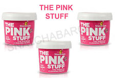 3 x THE PINK STUFF / CHEMICO PASTE 500g STARDROPS NEW PACK SAME PRODUCT