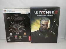 PC Games The Witcher 2 Assassins Of Kings Premium Edition + Witcher 1 Enhanced