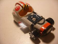 Disney RACERS Cars Voiture Die Cast Metal STAR WARS REBEL Pilote X-Wing 2008