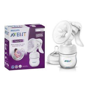 Philips Avent BPA Free Comfort Manual Breast Pump Scf330/20 Pack of 1