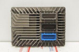 10-12 Buick Chevrolet Cadillac Engine Control Module Unit Ecm 12637157 F15 023