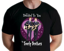 The Everly Brothers - Always devoted to you T-shirt  (Jarod Art Design)