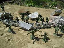 NEW TSSD WORLD WAR II US INFANTRY SOLDIERS 54MM