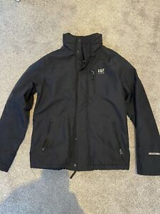 Abercrombie & Fitch Mens Navy Blue Jacket Size S (Excellent Condition)