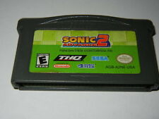 ***SONIC ADVANCE 2 GAMEBOY ADVANCE GAME GBA***