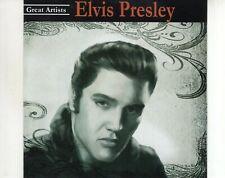 CD ELVIS PRESLEYgreat artistsMINTFINLAND 2009 (B3062)