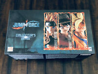 Jump Force Collector's Edition Exclusive Diorama Statue Goku Naruto Luffy