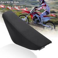 Flat Tall Foam Seat Fits CRF50 Style 110 125cc 140cc Pit Pro Trail Dirt Bike