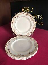 "4 x Royal Doulton Strasbourg H4958 Salad Plates 8"" 2 Sets Available"